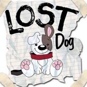 Lost Dog Clip Art